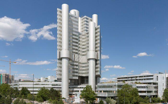 Zentrale der Hypovereinsbank in München|© Unicredit