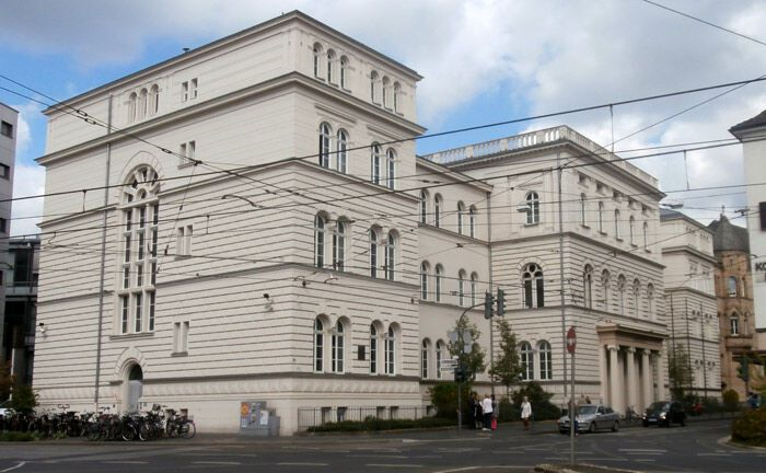 Hauptgebäude des Landgerichts Bonn|© Von Leit - Selbst fotografiert, CC BY-SA 4.0, https://commons.wikimedia.org/w/index.php?curid=32073211