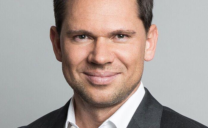 Sebastian Hasenack leitet den digitalen Vermögensverwalter Solidvest.