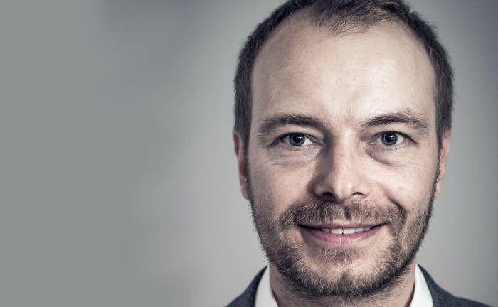 Lucas von Reuss, Mitgründer und Geschäftsführer von Quant IP