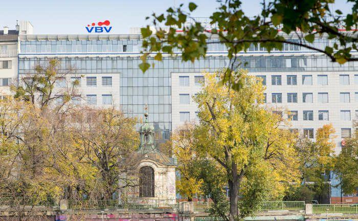 Bürohaus der VBV in Wien
