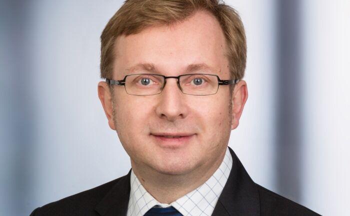 """Matthias Zacher von IDC: """"Unternehmen in Deutschland werden in Sachen KI mittelfristig zu ihren europäischen Peers aufschließen""""."""