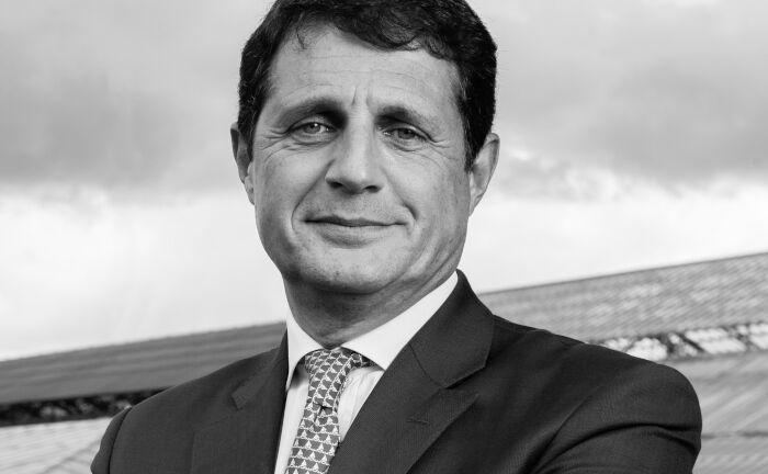 Selbstbewusst und auf Wachstum aus: Caceis-Vorstandschef (CEO) Jean-François Abadie|© Alexis Cordesse