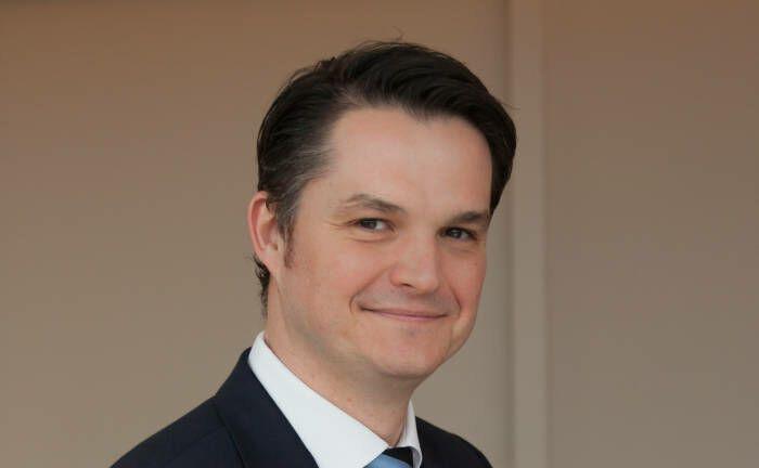 Stephan Lipfert leitete zuletzt für Blackrock den Vertrieb im Norden und Osten Deutschlands.