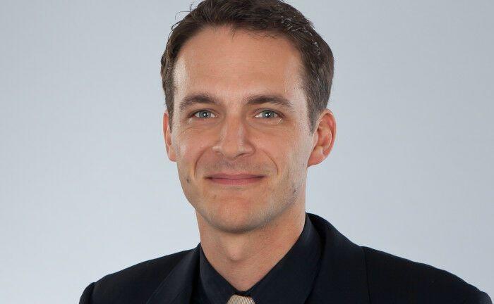 Philipp Rühle ist Kundenbetreuer im Vertrieb von ISS in Deutschland.|© ISS ESG