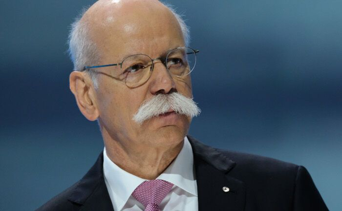 Dieter Zetsche  | © Getty Images