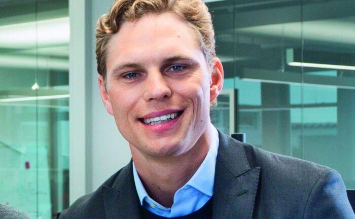 Erik Pozuweit, Mitgründer und Geschäftsführer von Scalable Capital.|© Scalable Capital