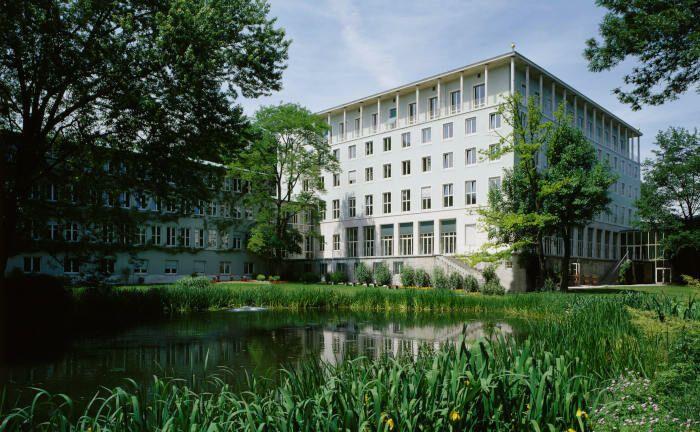 Hauptgebäude der Allianz in München|© Allianz