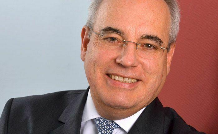 Prof. Dr. Rolf Tilmes ist Vorstandsvorsitzender des Financial Planning Standards Board Deutschland (FPSB). |© FPSB
