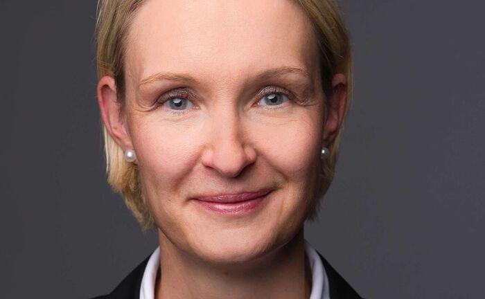 Birgit Elsinghorst übernimmt die Leitung der Niederlassung Hamburg der DZ Privatbank.