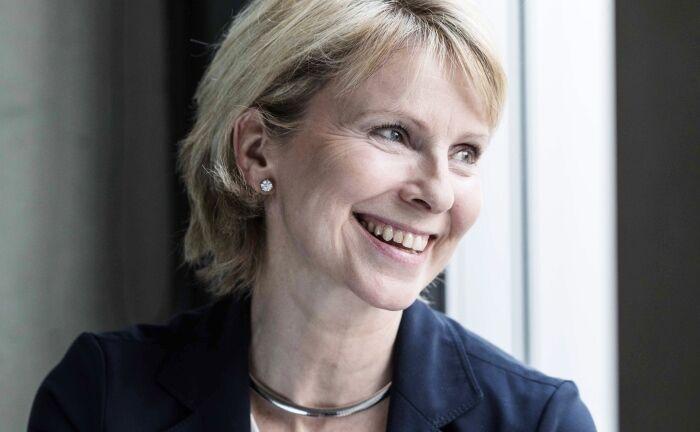Christine Novakovic: Nach einem Abstecher als Kunsthändlerin kehrte die Südtirolerin 2011 zurück in die Finanzwelt.|© UBS