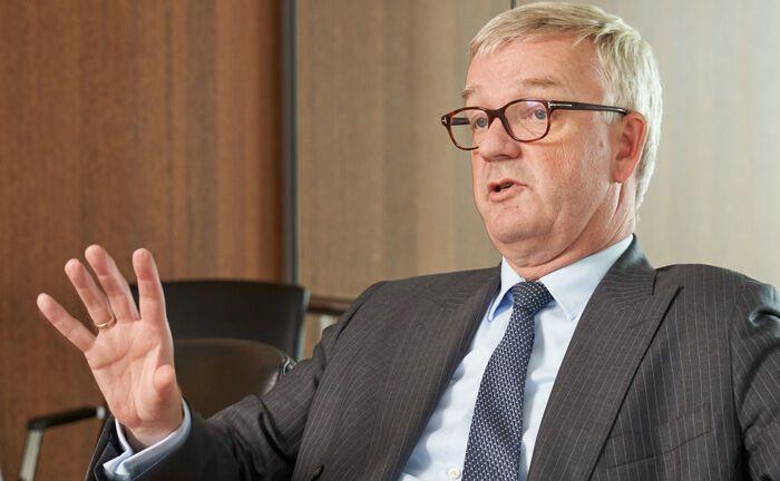 Andreas Brandt ist Vorstandsvorsitzender und Gründungspartner der Lunis Vermögensmanagement.|© Jens Hannewald
