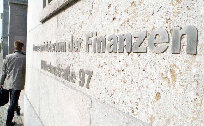 Hauptsitz des Bundesministeriums der Finanzen ist das Detlev-Rohwedder-Haus in Berlin.
