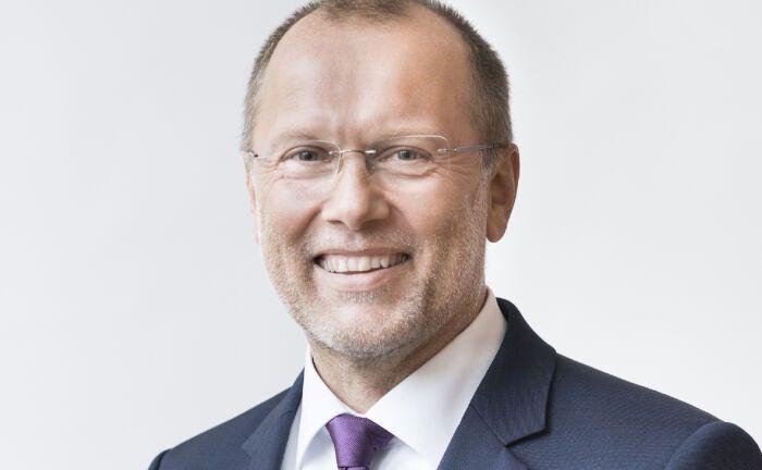 """""""Wir wenden auch im Treasury Nachhaltigkeitskriterien bei der Auswahl von Emittenten an"""", sagt Martin Schaechtelin, Leiter Treasury bei der Evangelischen Bank."""