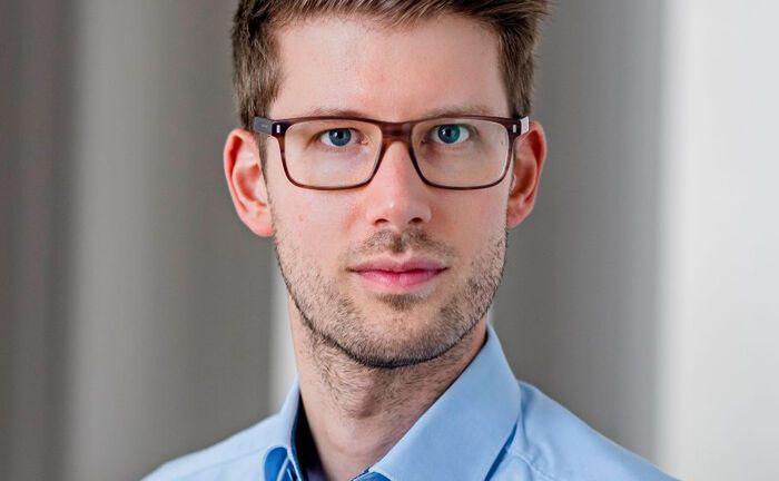 Christopher Grätz ist Chef und Mitgründer von Kapilendo.|© Kapilendo