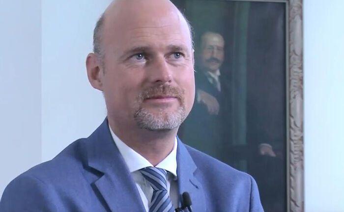 Chefanlagestratege der M.M.Warburg & CO: Christian Jasperneite