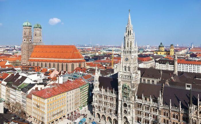 Die Bayerische Vermögen verwaltet in München für Kunden rund 2,5 Milliarden Euro. |© Thomas Wolf, www.foto-tw.de (CC BY-SA 3.0 DE)