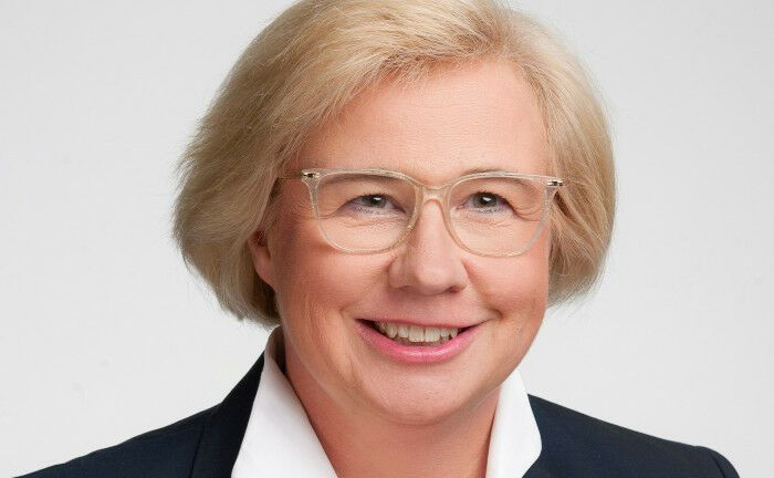 Annette Olschinka-Rettig arbeitete zuletzt für den Chemiekonzern BASF.|© BAI