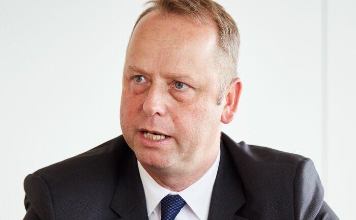 Henning Gebhardt: Der 52-Jährige war Anfang 2017 von der DWS zu Berenberg gewechselt.