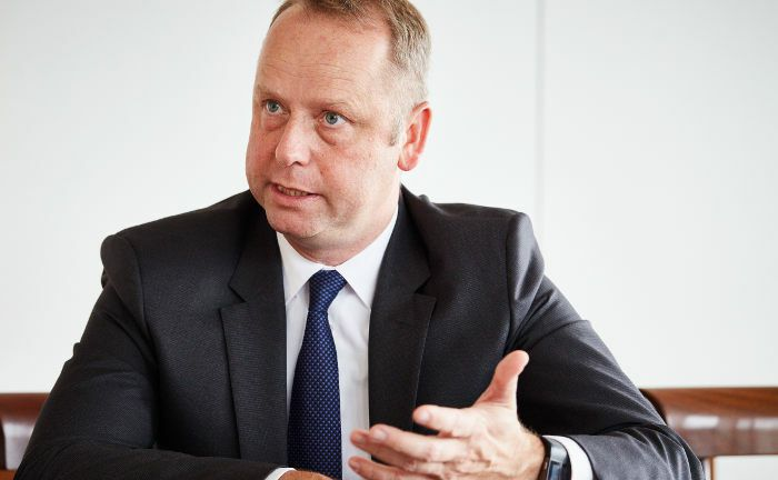 Aktienspezialist Henning Gebhardt hat die Berenberg Bank verlassen|© Robert Schlossnickel