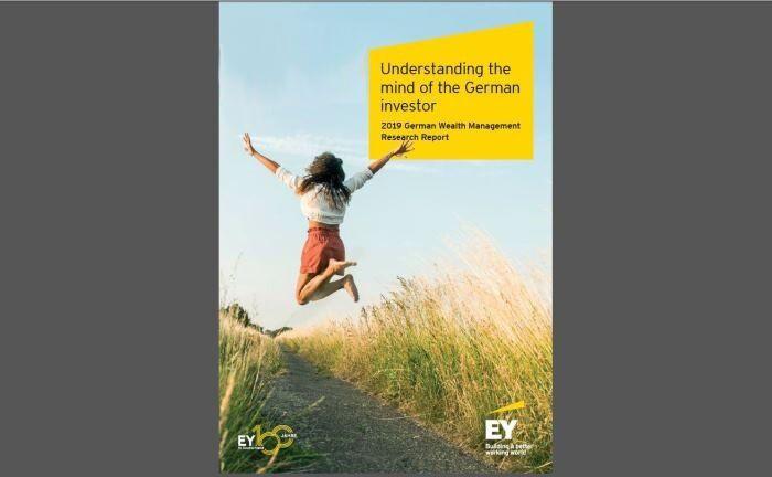 EY German Wealth Management Research Report 2019: Für die Studie wurden weltweit 2.000 Wealth-Management-Kunden aus 26 Ländern befragt, davon mehr als 150 aus Deutschland.|© EY