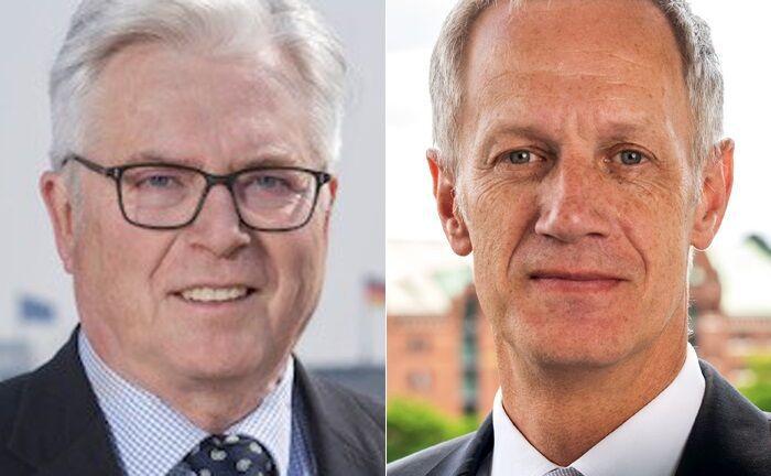 Franz Lerdo (l.) und Oliver Becker beschreiben in einem Praxisbericht, wie man im Private Banking Neukunden gewinnt.