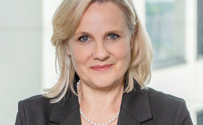 Daniela Maria Fuchs arbeitet August für die Personalvermittlung Odgers Berndtson auf der Suche nach Führungskräften in Banken und bei Asset Managern.|© Odgers Berntson