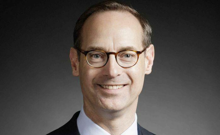 Allianz-Chef Oliver Bäte engagiert sich für den Klimaschutz. |© Allianz