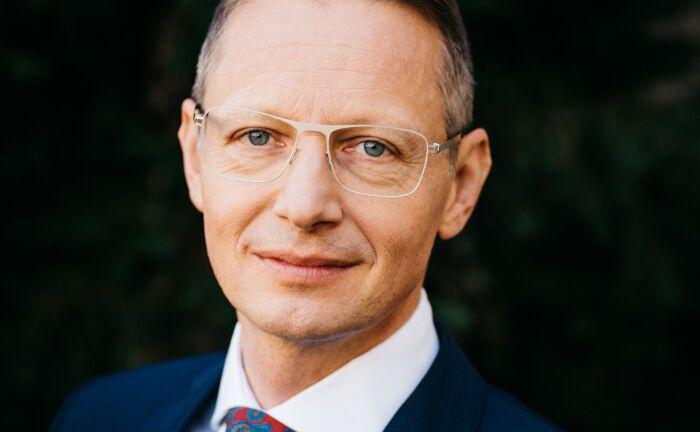 Robert Karas ist ausgebildeter Finanzanalyst und erfahrener Portfoliomanager. |© Bank Gutmann