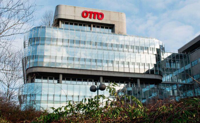 Im Nordosten der Alster-Metropole: Zentrale der Otto-Gruppe in Hamburg|© Otto-Gruppe