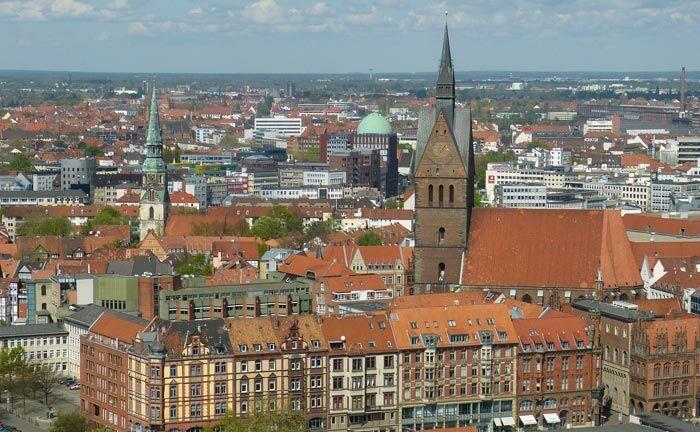 Blick auf Hannover: Der Vermögensverwalter Capitell verzeichnet in der niedersächsischen Landeshauptstadt vier Neuzugänge von der Bethmann Bank.|© Pixabay