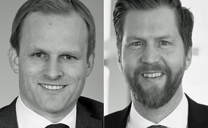 Patrick Maurenbrecher (l.) und Florian Hoffmann.  |© Kontora