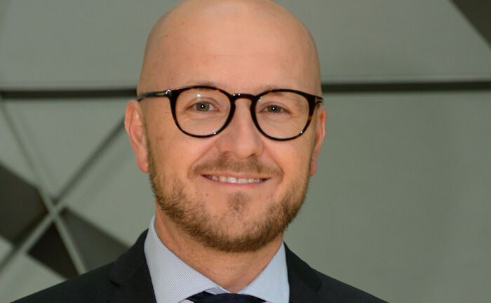 Tobias Friedrich ist seit 2011 bei der Deutschen Bank.