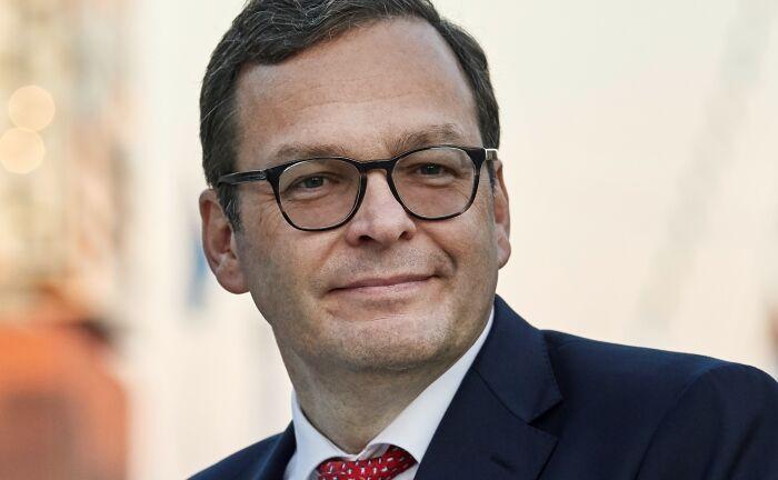 Marcus Vitt, Vorstandssprecher von Donner & Reuschel: Branchenkenner sprechen von einem Kaufpreis zwischen 12 und 15 Millionen Euro.