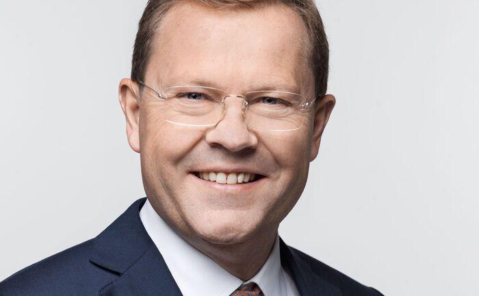 Jürg Zeltner will offenbar seinen Chefposten bei der Bankengruppe KBL epb nicht aufgeben und verzichtet daher auf seinen Sitz im Aufsichtsrat der Deutschen Bank|© KBL epb