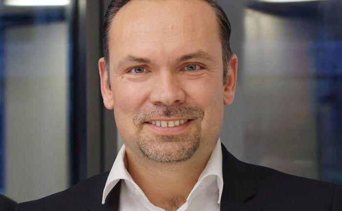 """Wealthgate-Geschäftsführer Christian Sammet: """"Mit der neuen Niederlassung in Düsseldorf erschließen wir eine sehr wichtige Wirtschaftsregion und treiben die Expansion unseres Unternehmens nachhaltig voran""""."""