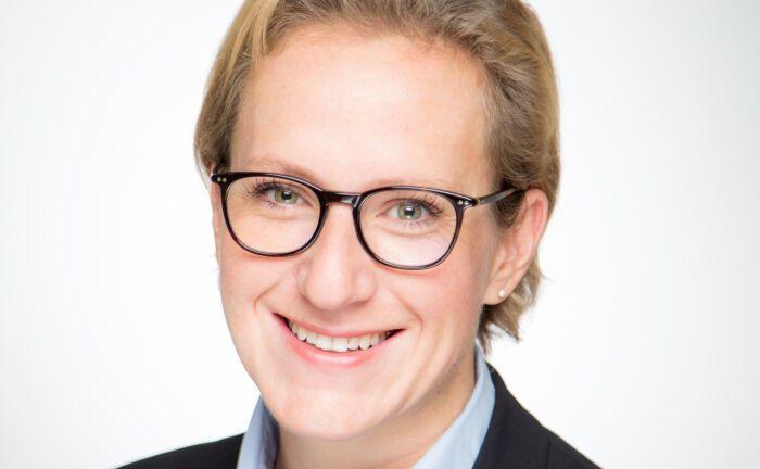 Katrin Göpfert kommt von der Deutschen Bank, für die sie ebenfalls in Stuttgart tätig war. |© Fontis FO