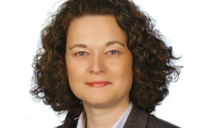 Melanie Jura wechselt in den Vorstand der Hamburger Pensionsverwaltung. |© Hamburger Pensionsverwaltung