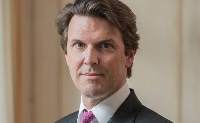 Hubert Keller ist Geschäftsführer von Lombard Odier IM. |© Lobard Odier IM