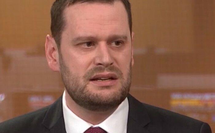 Colin Purdie ist Investmentchef im Bereich Credit der Fondsgesellschaft Aviva Investors.|© Screenshot, Bloomberg TV