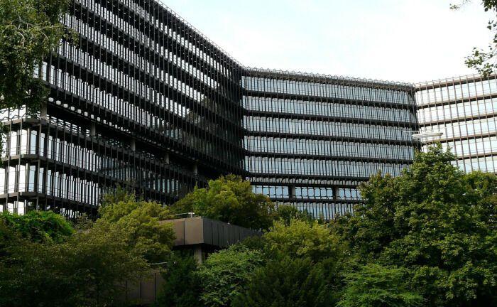 Europäisches Patentamt in München: An seinem Hauptsitz sucht das Patentamt einen Portfoliomanager/Fondsanalysten. |© Hans Braxmeier, Pixabay