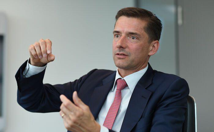 """Marco Bizzozero, Vorstand Wealth Management der Unicredit: """"Wir müssen für Wachstum nicht nach Asien gehen."""""""