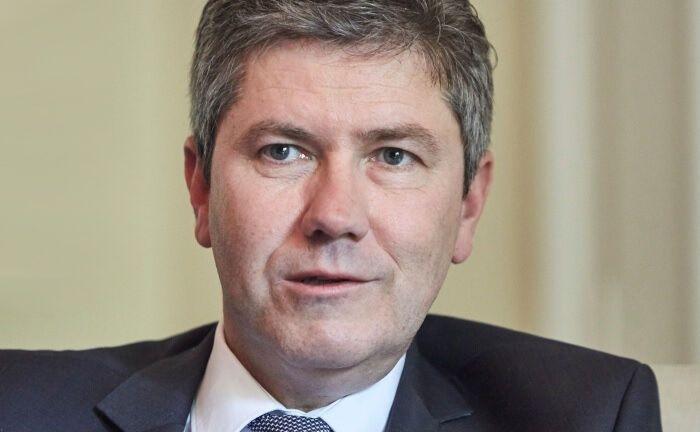 Adalbert Freiherr von Uckermann war seit Oktober 2011 Geschäftsführer von HQ Trust.