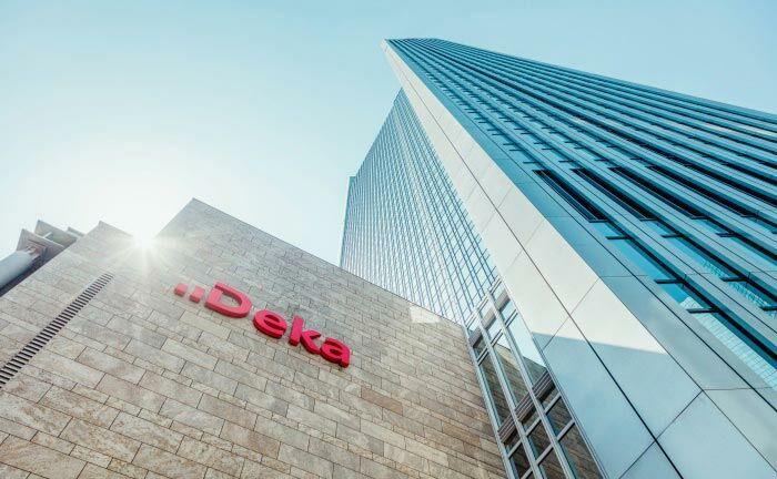 Das sogenannte Trianon im Westend von Frankfurt: Das Gebäude wurde 1993 fertiggestellt und ist der Hauptsitz der Dekabank. |© Deka