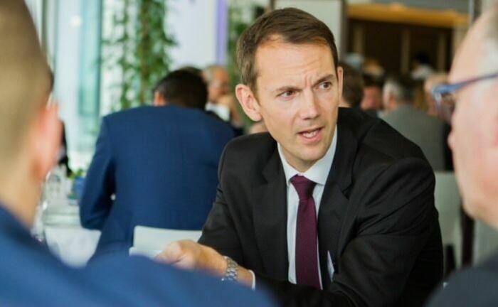 Matthias Hüppe, Direktor bei HSBC Trinkaus & Burkhardt AG