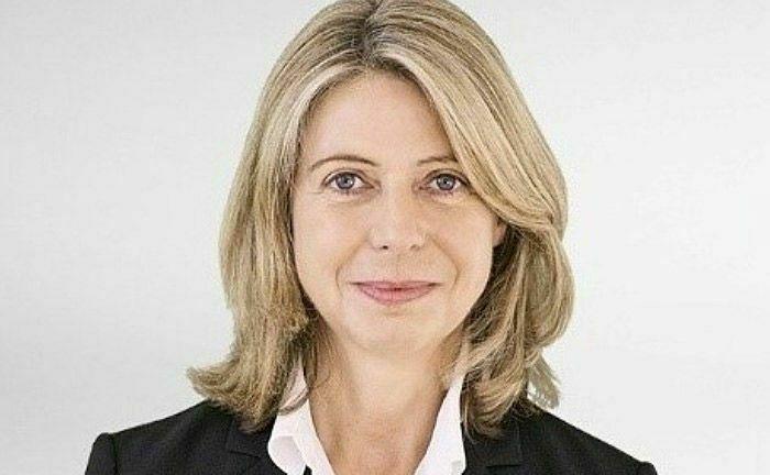Anja Mikus ist Vorstandsvorsitzende (CEO) und Investmentchefin (CIO) des sogenannten Atomfonds.|© Fonds zur Finanzierung der kerntechnischen Entsorgung