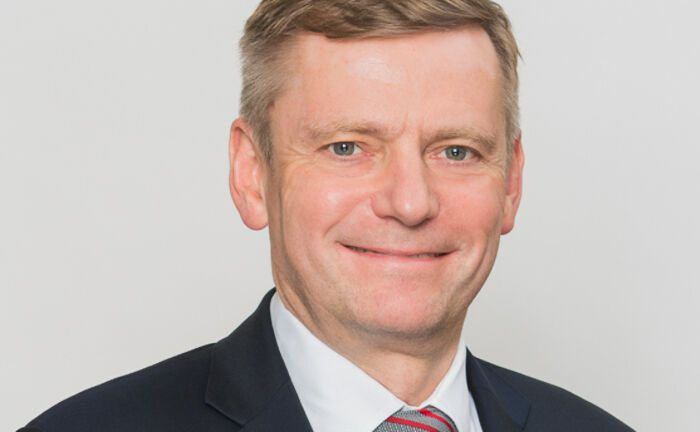Führungskraft beim Staatsfonds Temasek: Uwe Krüger.