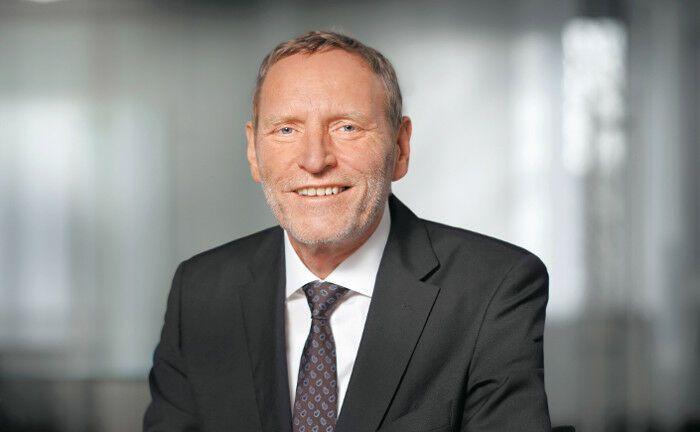 """Sparkassen-Gebäude: Helmut Schleweis will mit einem Zentralinstitut die Produkte der Sparkassen """"gezielt ergänzen""""."""
