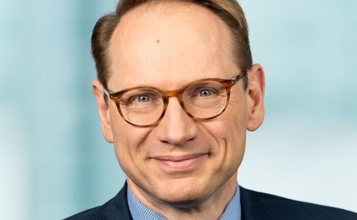 Christoph Metz sitzt bereits seit Mai im Anlageausschuss der Haspa.|© Haspa