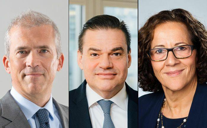 Von links nach rechts: Andreas Utermann, Tobias C. Pross, Deborah Zurkow